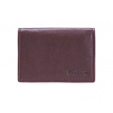 Barbour Small Wallet   Brown