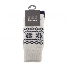 Barbour Glacier Sock Grey