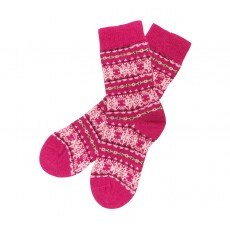 Barbour Beckley Fairisle Juniper Socks