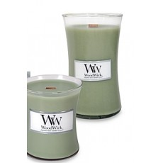 WW CANDLE APPLEWOOD MED