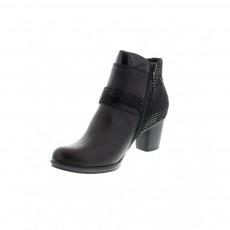 Rieker Shoe Black