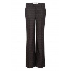 Oui Trousers Cooper Grey