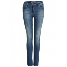 Oui Jeggings Dark Blue Denim