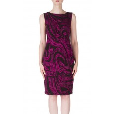 Joseph Ribkoff Dress Fuschia