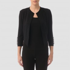 Joseph Ribkoff Jacket Black