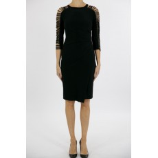 Joseph Ribkoff Dress Black
