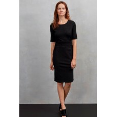 Great Plains Daphne Dress Black/Zinc Combo
