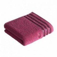 Cult De Luxe Hand Towel Soft Berry