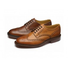 Loake Chester Shoes Tan