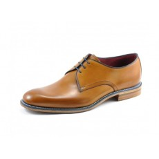 Loake Drake Shoes Tan