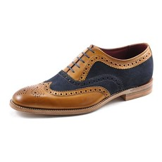 Loake Thompson Shoes Tan