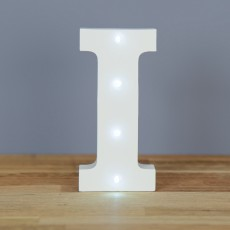 Light Up Letter I