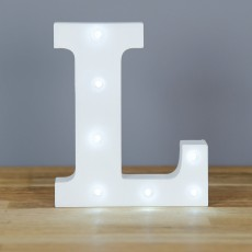 Light Up Letter L