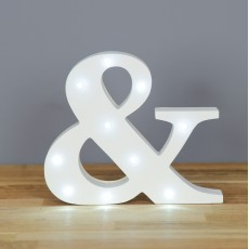 Light Up Letter &