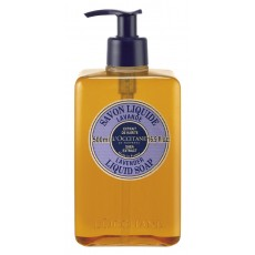 SHEA BUTTER LAVENDAR LIQUID HAND SOAP 500ML