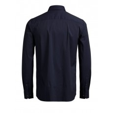 Jack & Jones Michael Shirt L/S Navy
