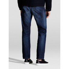 Jack & Jones Boxy Leed Jeans Blue Denim