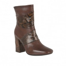 Lotus Multi Leather Boots