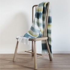 ULLSWATER MOHAIR FEEL THROW 130X170CM