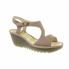 Fly London Cupido Concrete Sandal