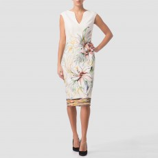 Joseph Ribkoff Dress Mult