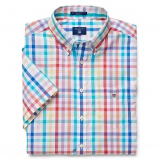 Gant Easy Care Broadcl Reg Bd SS Shirt