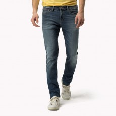 Tommy Hilfiger Slim Scanton Dynamic True Mid Stretch Jean