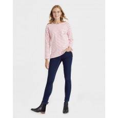 Joules Drop Shoulder Jersey Top