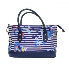Joules Coated Canvas Tote