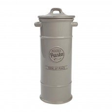 T&G Pride Of Place Pasta Jar Grey