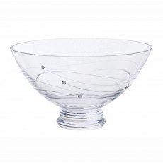 Glitz Footed Bowl