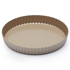 Paul Hollywood Quiche Tin Loose Base 25cm