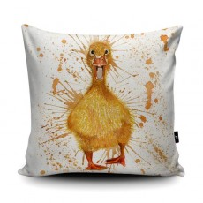 KATHERINE W SPLATTERDUCK CUSHION