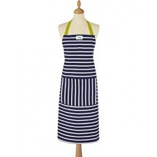 Cotton Apron Sailor Stripe