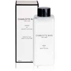 Charlotte Rhys Hand & Body Lotion WHT 300ml