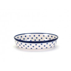 Arty Farty Oval Dish 24cm Morning Star
