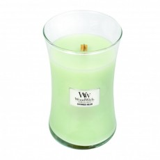 Woodwick Candle Cucumber Melon Large