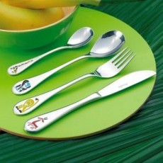 Safari Kids Cutlery 4PC