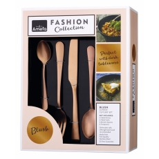 Amefa Fashion Collection Blush Austin 24pce Cutlery