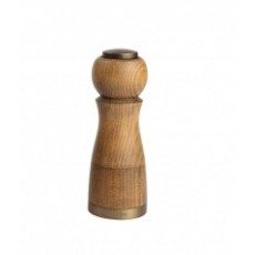 T&G Opera Pepper Mill Antique Beech 155mm