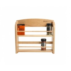 T&G Scimitar 12 Jar Spice Rack