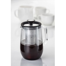 Brew Control Glass Cafetiere 8 Cup