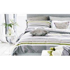 Astrakhan Double Duvet Cover Dove