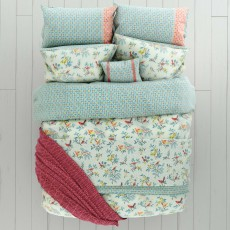 Helena Springfield Tilly Bedding Duckegg