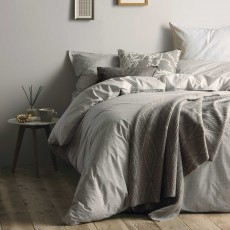 Murmur Mosaic Bedding Grey
