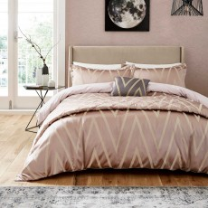 Harelequin Moriko Bedding Heather