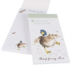 Wrendale Shopping Pad Duck
