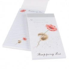 Wrendale Shopping Pad Mouse & Poppy