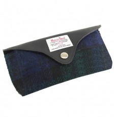 HARRIS TWEED B/WATCH GLASSES CASE