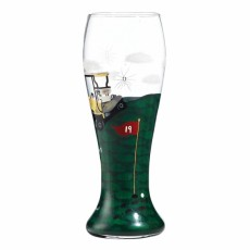 The 19th Hole Beer Glass